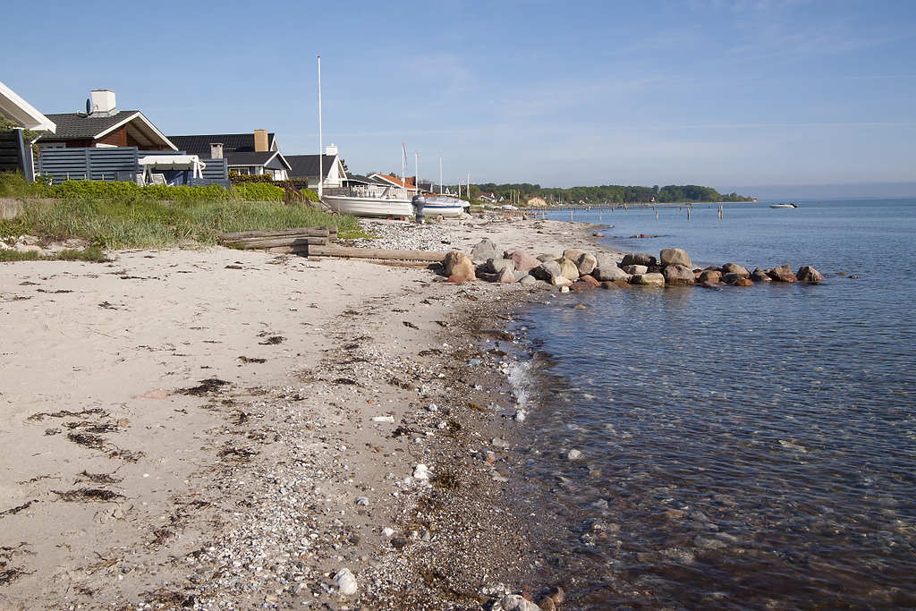 Strand Drejet 035